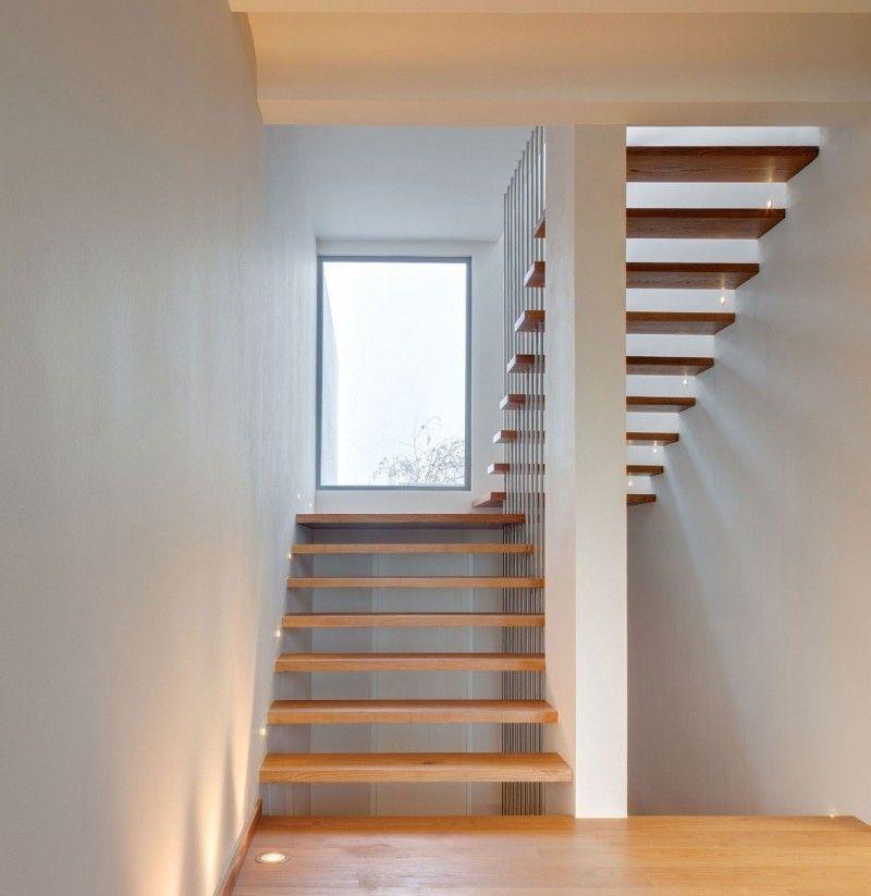 Best Wooden Staircase Window Design Home Stairs Design 400 x 300