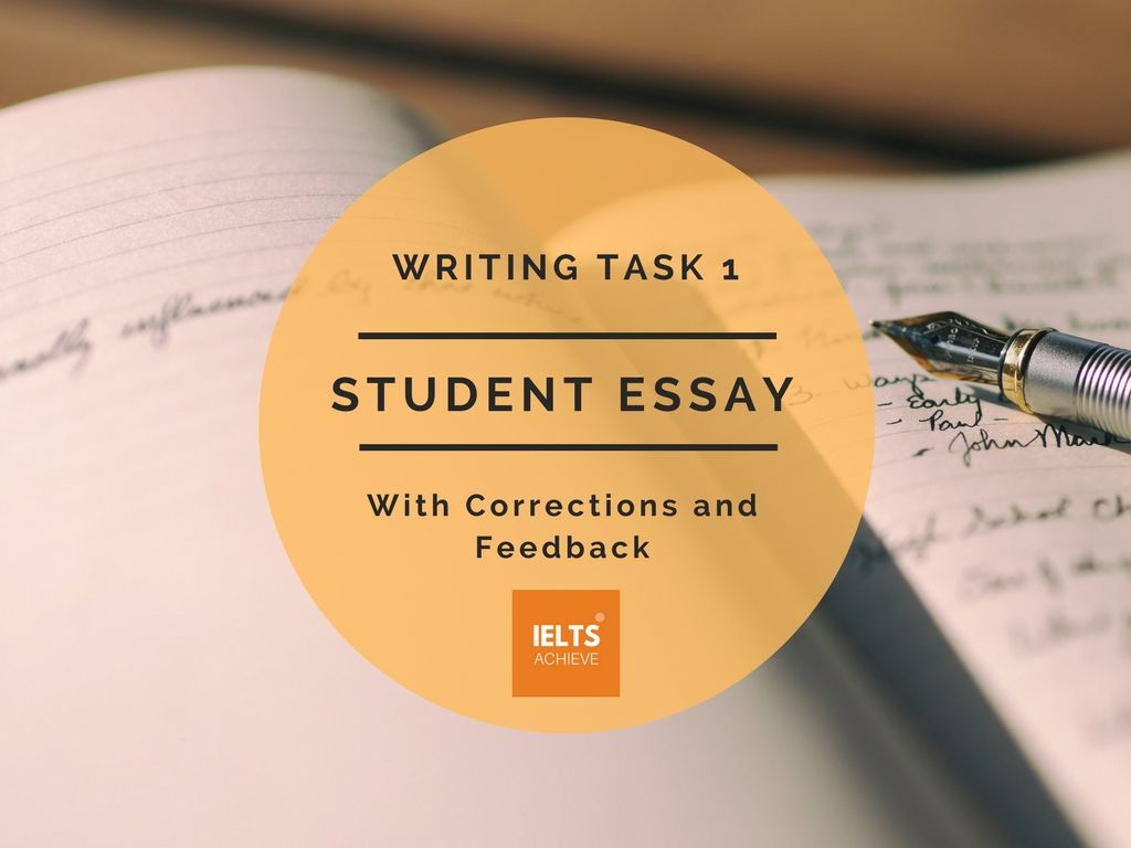 Ielts Writing Task  Academic Band Score  Student Essay  Ielts