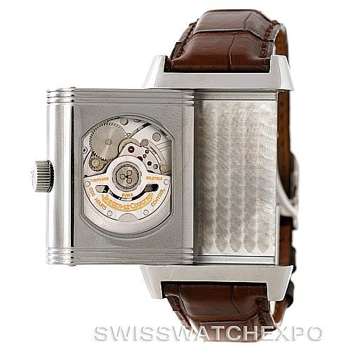 Jaeger LeCoultre Reverso Grande Wempe Limited Edition Watch 240.8.72