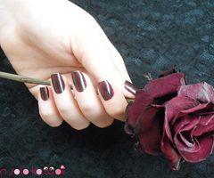 beautiful, beauty, bellezza, black, bordeaux, cosmetic - inspiring picture on Favim.com