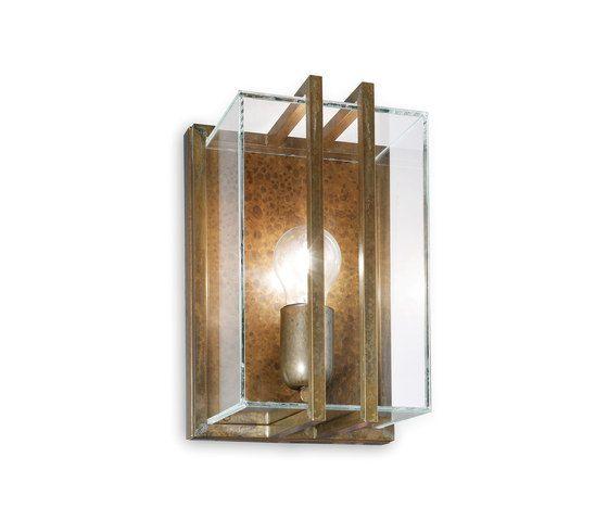 Wall Light Quadro: General Lighting