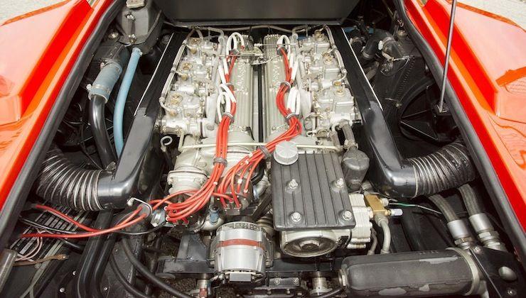 Lamborghini Countach LP400 'Periscopica' | Lamborghini, Engine and ...