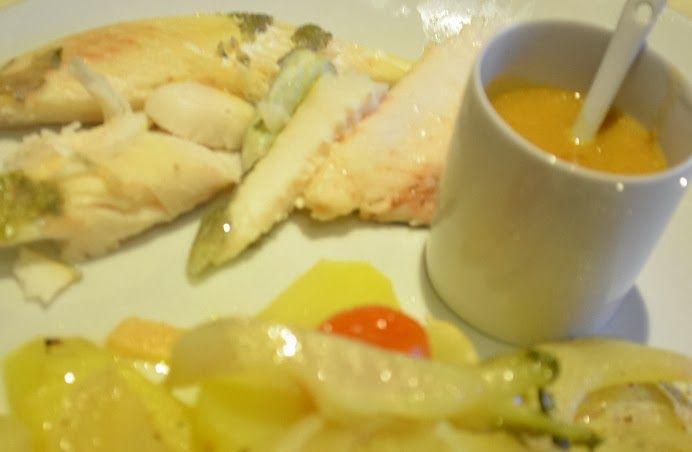 Les RecettàJo: Saint Pierre au fenouil et beurre blanc (Cuisson à...