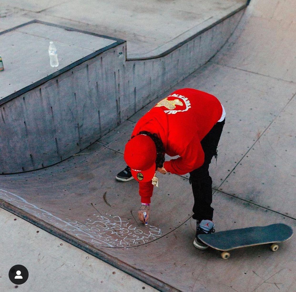 Pin By Kevtrev On Shoreline In 2020 Rap Wallpaper Shoreline Skateboard
