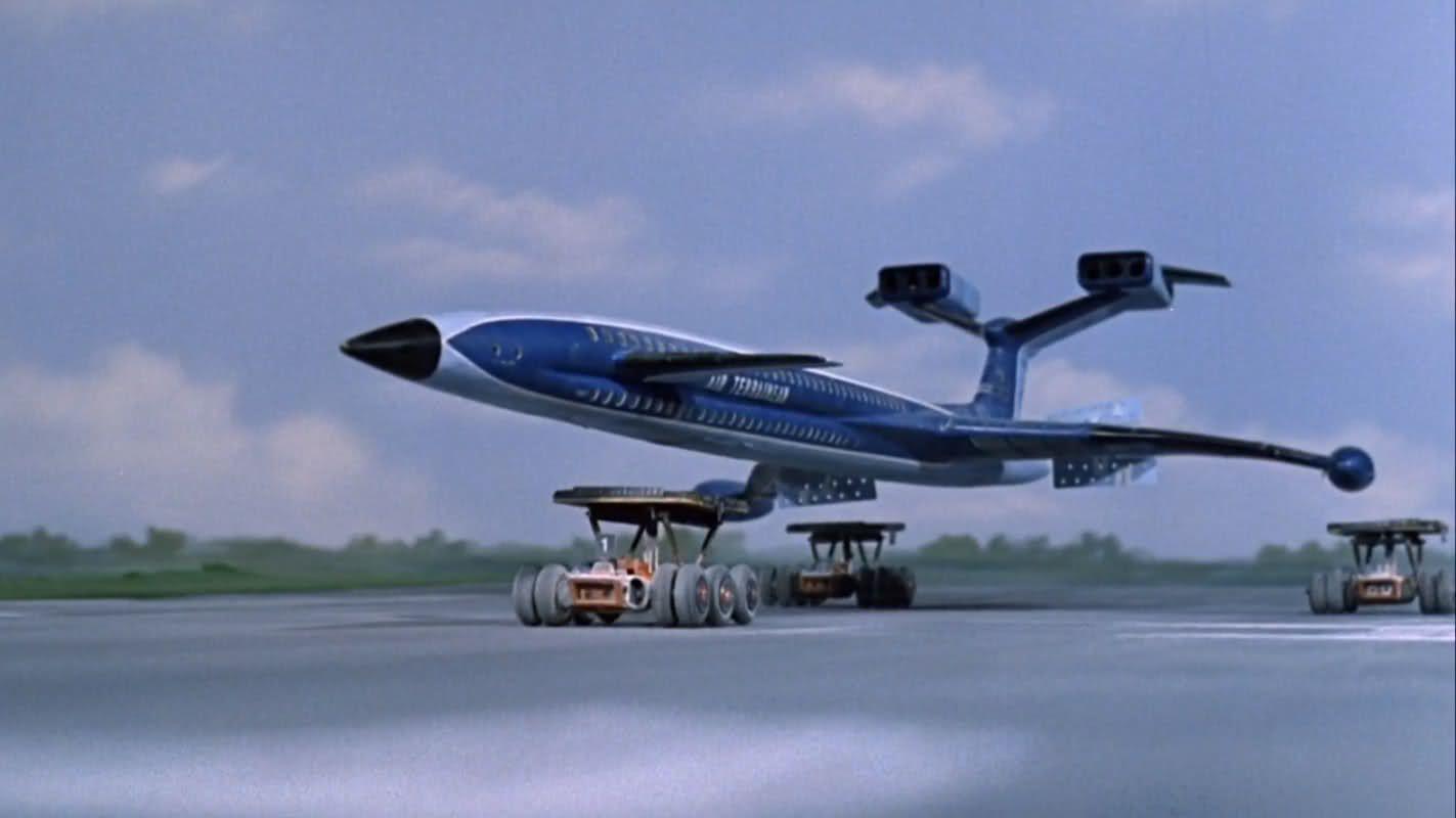 Thunderbirds Ssf Thunderbirds Are Go Thunderbird Gerry Anderson
