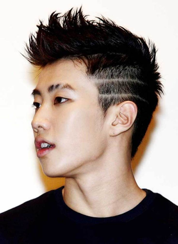 Nice 50 Tasteful Asian Hairstyles For Men