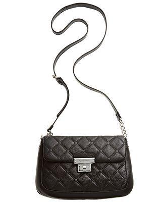 Calvin Klein Geneva Quilted Pebble Crossbody Crossbody Messenger Bags Handbags Accessories Macy S Crossbody My Style Calvin Klein