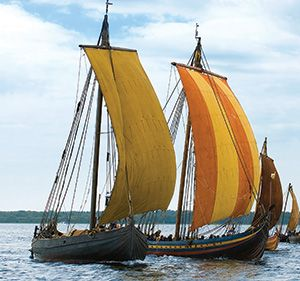 The Viking Ship Museum Plan Your Holiday To Zealand Denmark Find Tourist Offices Hotels Museums And More Skibe Viking Bad