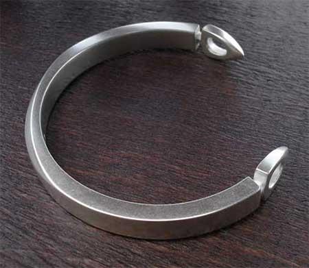 c3f8bc5fd4c21 Mens Bracelet | Arrow Tip Silver Cuff | UK Made! | Jewelry in 2019 ...