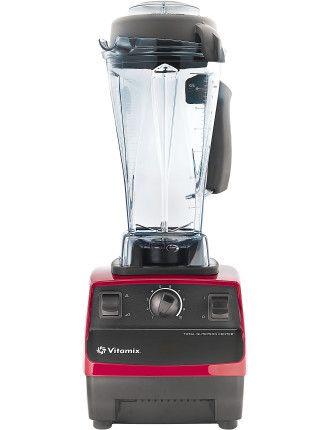 5200 Red David Jones Blender Best Blenders Vitamix