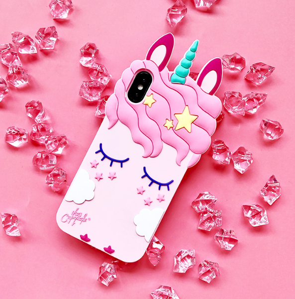 unicorn iphone xs max case