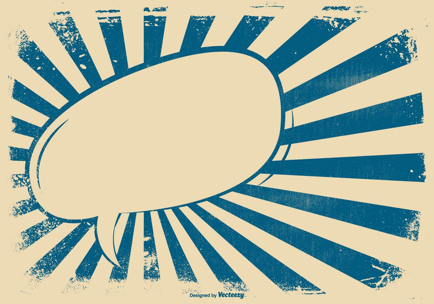 Grunge Comic Style Background Vector Art Design Vector Art Vintage Graphic Design