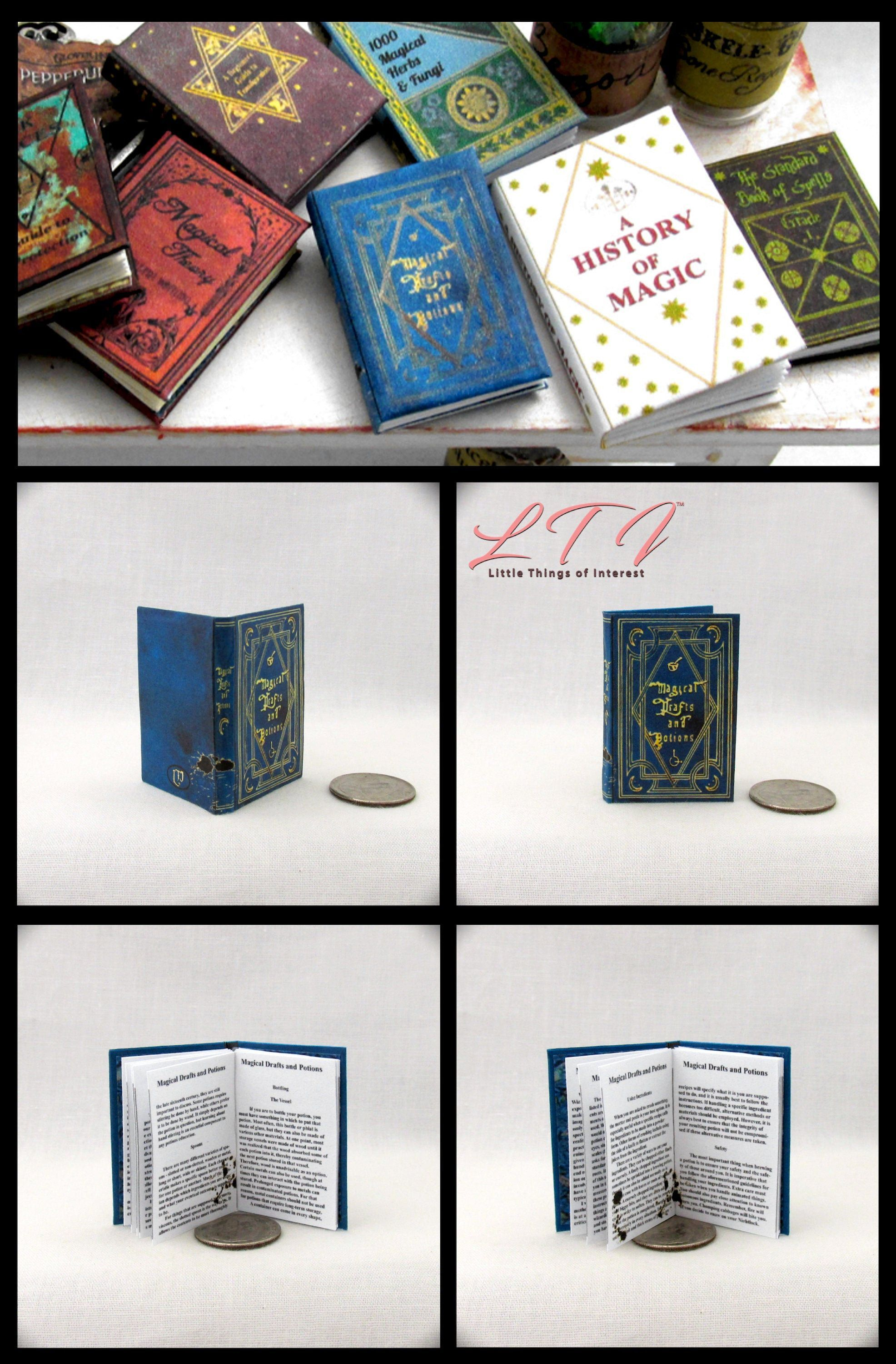 THE GREAT GATSBY Readable Dollhouse Miniature Book 1:12 Scale Book