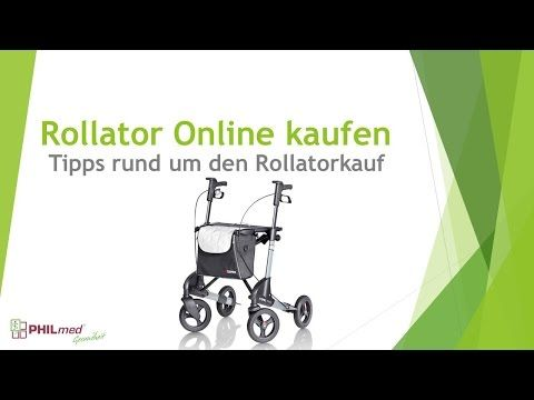 e5a221ed96 Ihr Sanitätshaus: Rollator online kaufen - Tipps rund um den Rollato ...