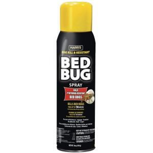 Harris Egg Kill And Resistant Bed Bug Spray Blkbb 16a The Home Depot Bed Bug Spray Bed Bugs Bug Spray