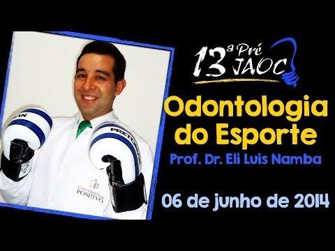 Pré JAOC 2014 - Odontologia do Esporte