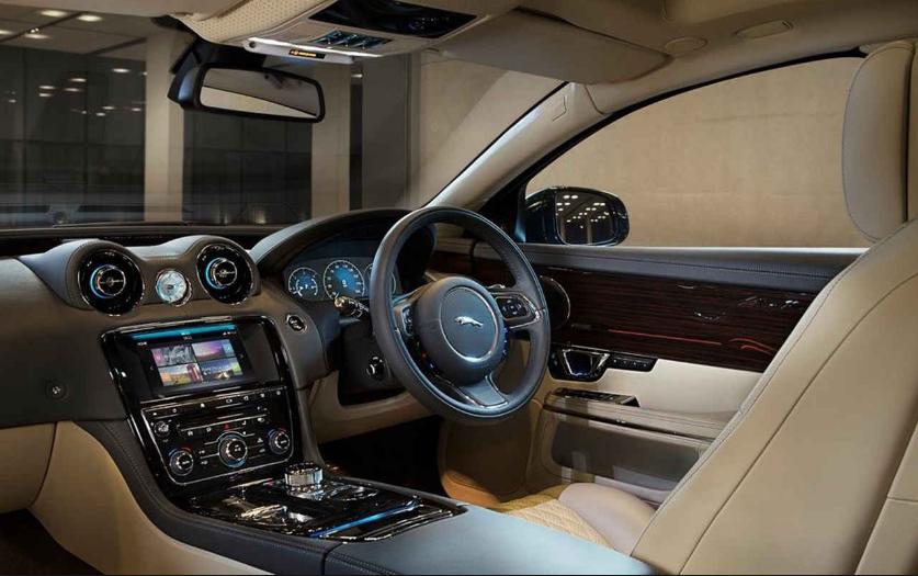 New 2019 Jaguar Xj Interior Design Jaguar Pinterest Jaguar Xj