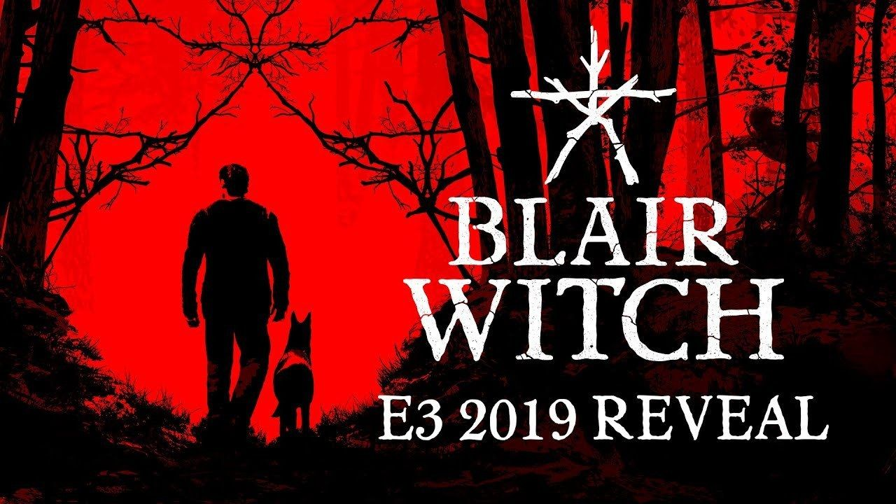 E3 2019 Blair Witch Game Announced At Microsoft E3 2019 Show Blair Witch Horror Video Games Witch