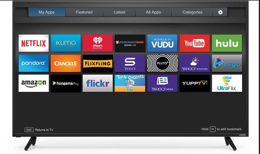 How To Update Apps on a Vizio TV Trending Now Tvs