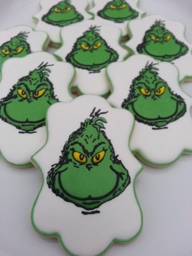 You're a mean one, Mr. Grinch!  #Grinch... - The Smarter Cookie
