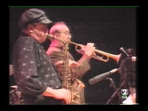 27 Edición FESTIVAL JAZZ DONOSTIA JAZZALDIA.1992. Phil Woods Quintet