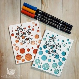 Color Wheel Inspiration Tombow Inspiration Color