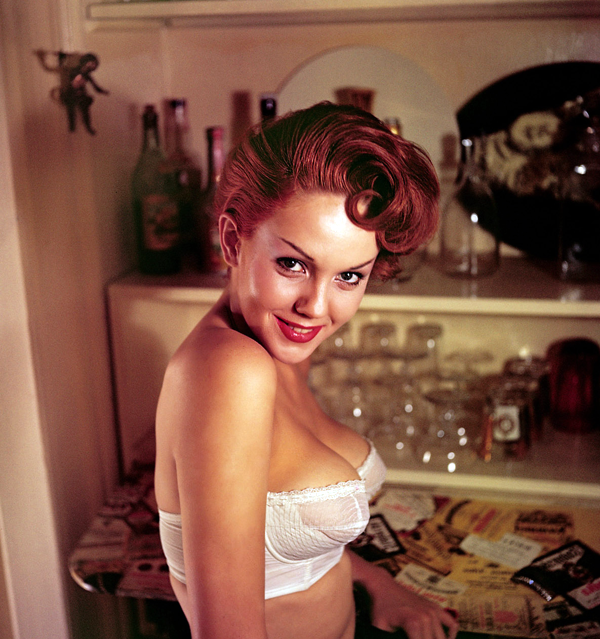 Colleen Farrington (Diane Lane's Mom)Playboy's Miss
