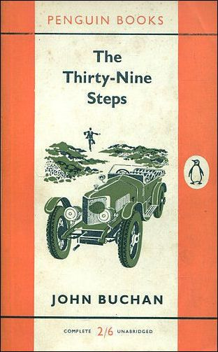 """""""A fool tries to look different: a clever man looks the same and is different.""""  ― John Buchan, The 39 Steps"""