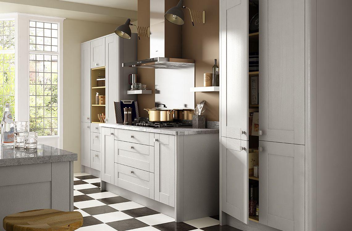 Ziemlich Shaker Stil Küche Bq Galerie - Ideen Für Die Küche ...