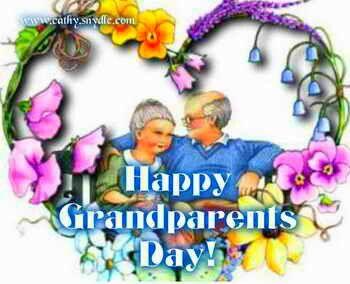 Happy Grandparents Day National Grandparents Day Grandparents