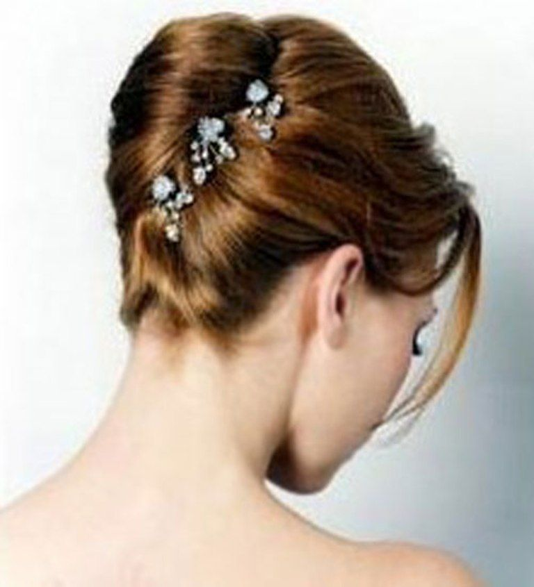 Do It Yourself Wedding Hairstyles: Do It Yourself Wedding Hairstyles For Medium Length Hair