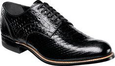 Special Offers Available Click Image Above: Stacy Adams Madison 00055 (men's) - Black Leather