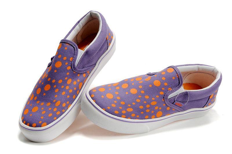 ff727e0202 Vans Slip-On Purple  Vans