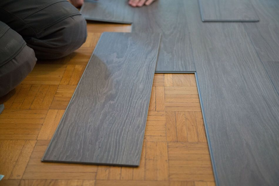 Vinyl flooring The Pros and Cons (With images) Vinyl vs
