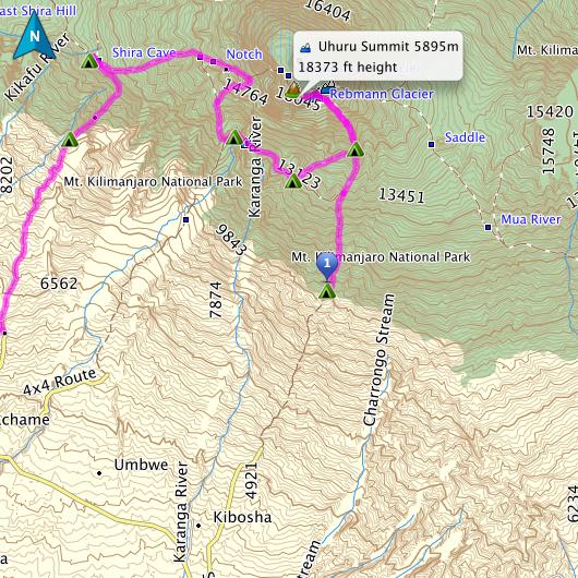 Mount Kilimanjaro Map on namib desert map, mount everest, lake victoria, sahel map, mount ararat map, atlas mountains map, alps map, tanzania map, africa map, mount mckinley map, victoria falls, zanzibar map, victoria falls map, mount elbrus, mont blanc, mt. everest map, mount vesuvius, congo basin map, vinson massif, mount kenya, kalahari desert map, caucasus mountains map, mount fuji, mount st. helens, mount rainier, kenya map, ahaggar mountains map, ethiopian highlands map, mount mckinley, lake victoria map, serengeti map, tibesti mountains map, seven summits,