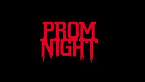 80s Horror Movie Type - Prom Night | Type | Pinterest | Horror and ...