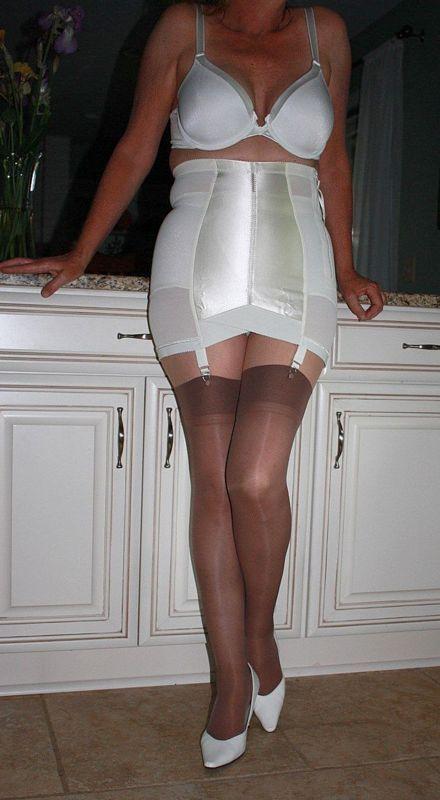 Mom open bottom girdle-2852