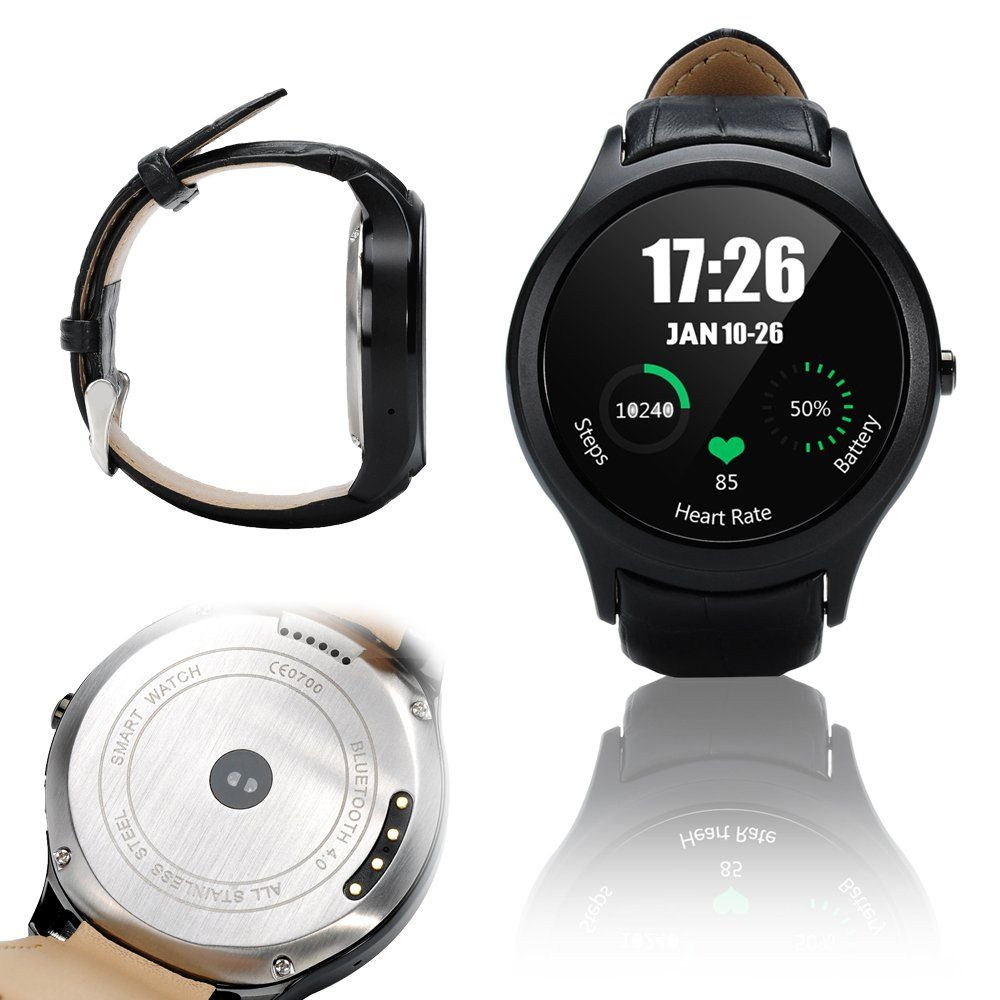 Indigi A6 Premier SmartWatch and Phone Android 4.4 OS