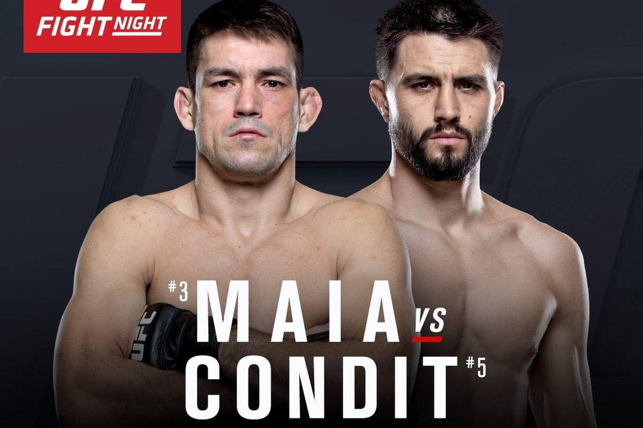 Maia Vs Condit Live Stream Ufc On Fox 21 Live Stream Free Ufc Ufc 202 Ufc Fighters