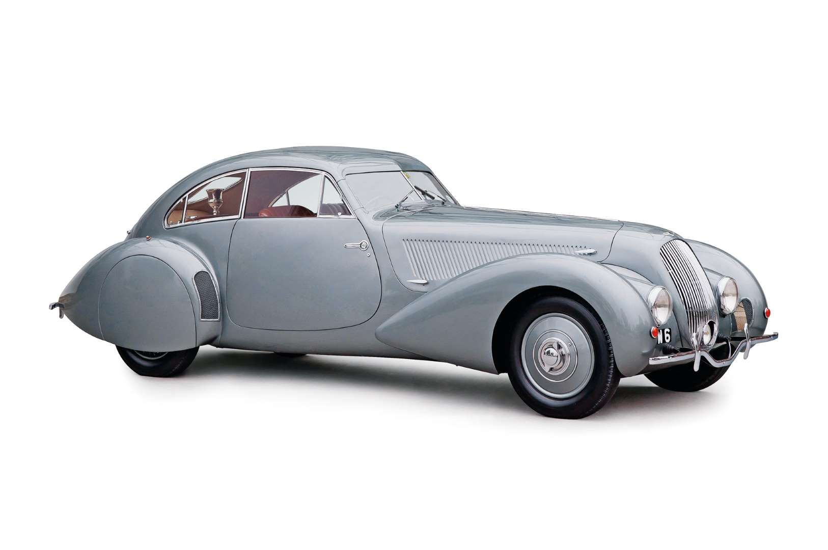 1938 Bentley Embiricos - Provided by Automobile