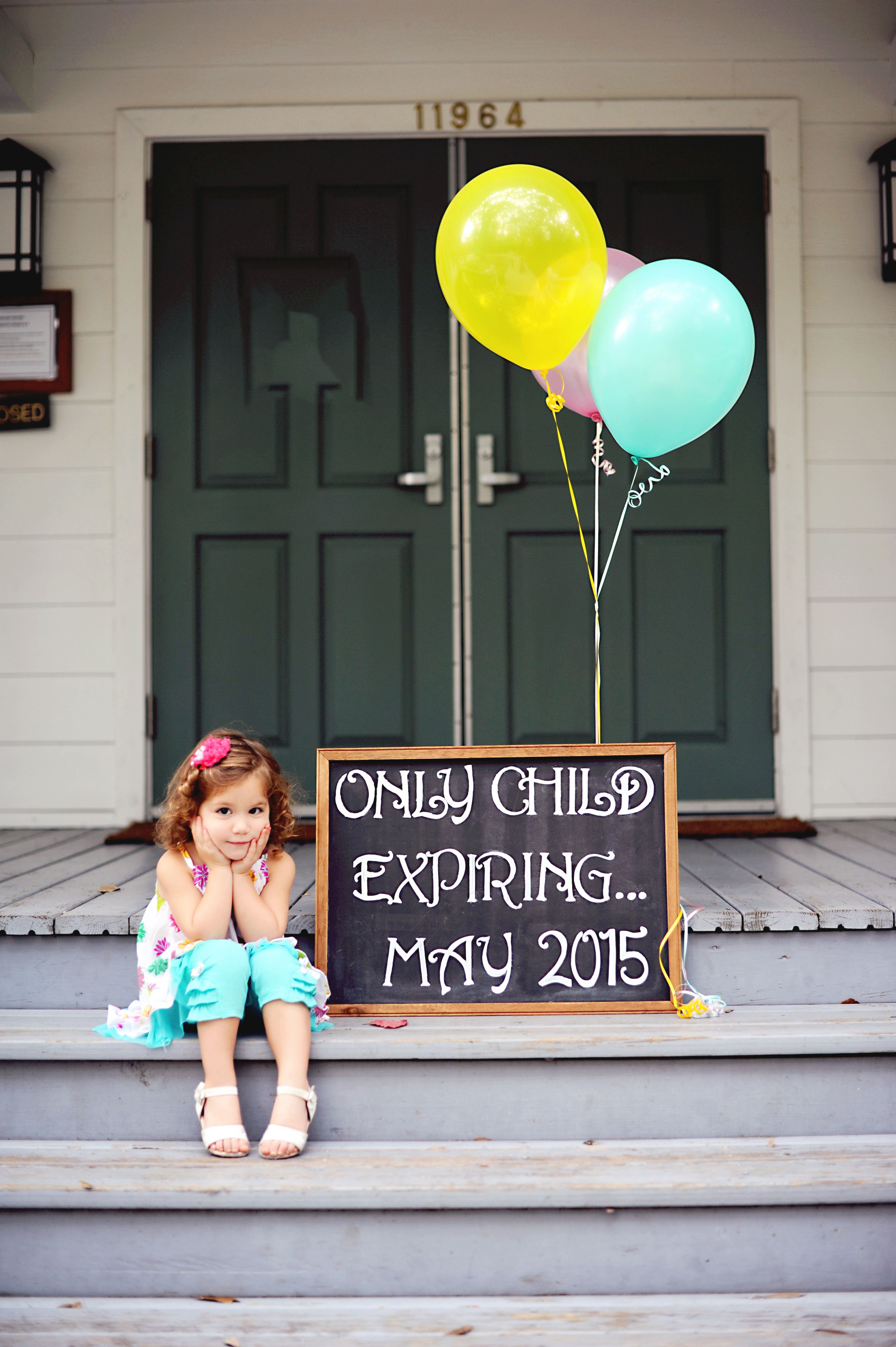 Only Child Expiring Dana Fontaine Photography – Second Baby Announcement Ideas