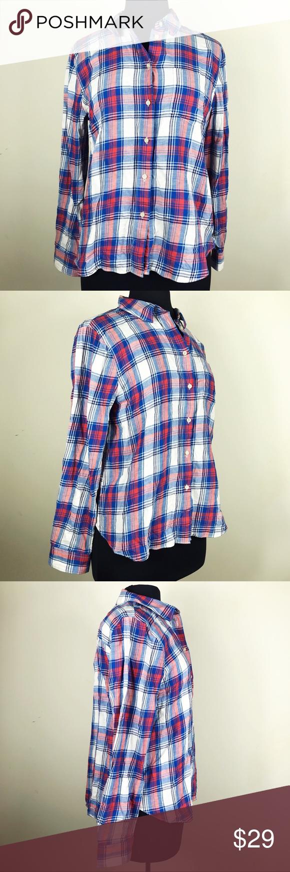 d3359fe9bd4 Madewell Shirt Madewell Shirt Madewell Tops Button Down Shirts