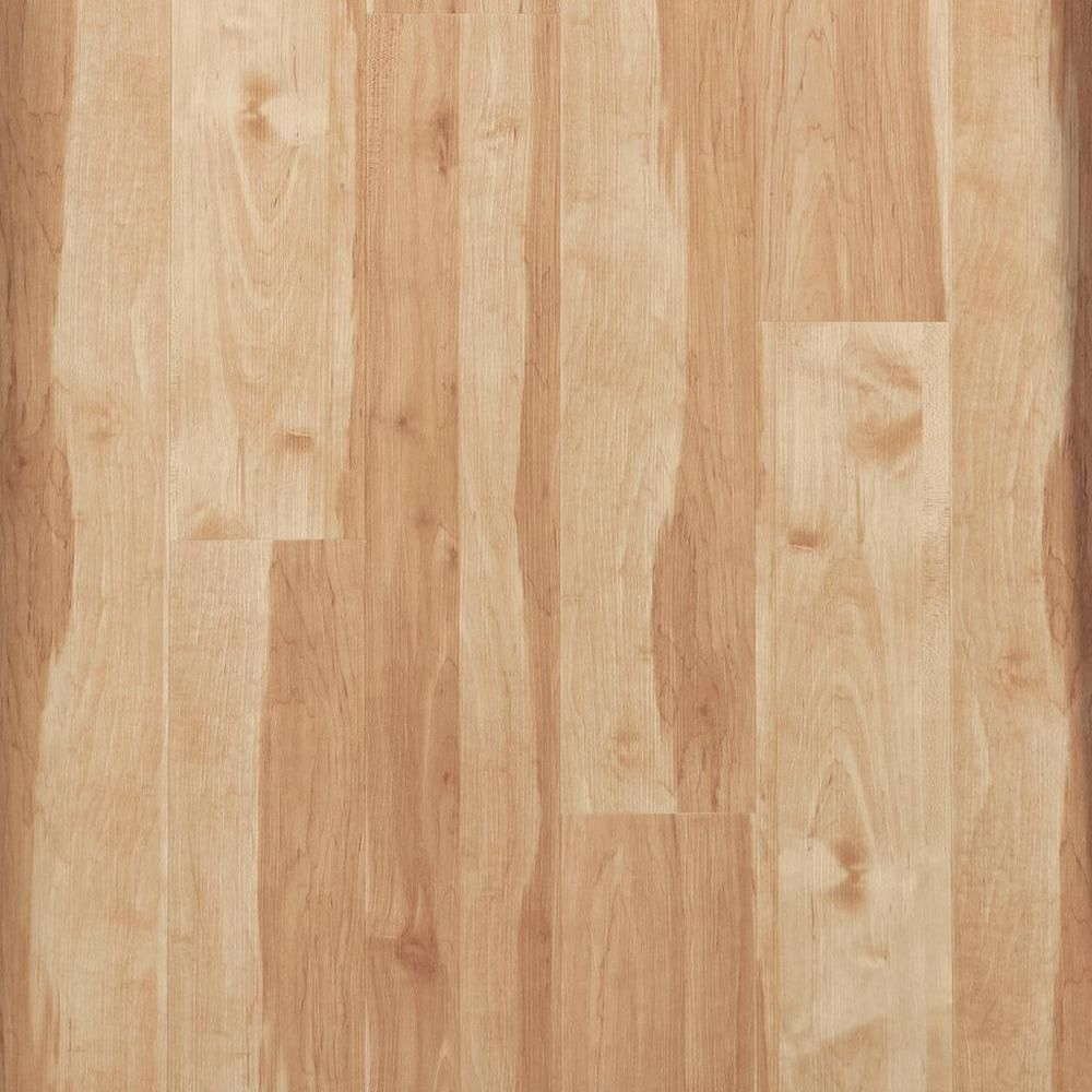 Nucore Spalted Maple Plank With Cork Back 6 5mm 100109743 Floor And Decor