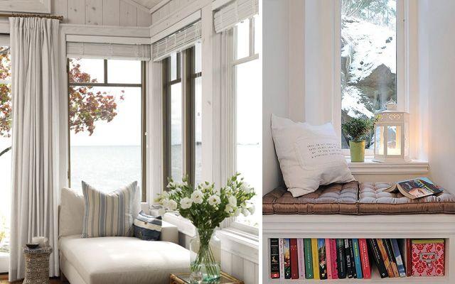 Ideas para decorar el rincón de lectura My reading corner