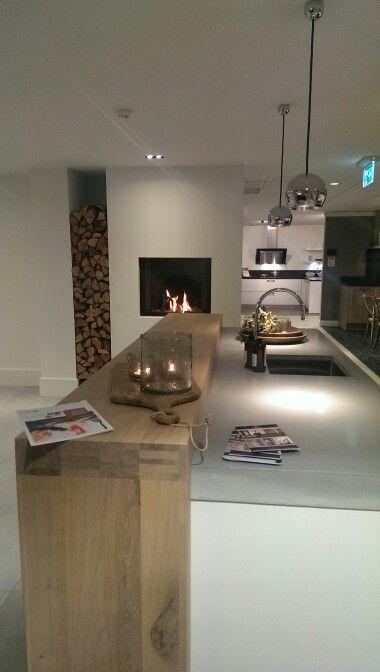 c0f7c3f008a4c4ea338c8bdd05206f79jpg (380×672) Kitchen Pinterest - cocinas con barra