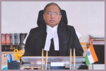Justice Sunil Kumar Sinha was as apponted as the Sikkim high court new chief justice on 30.03.2015