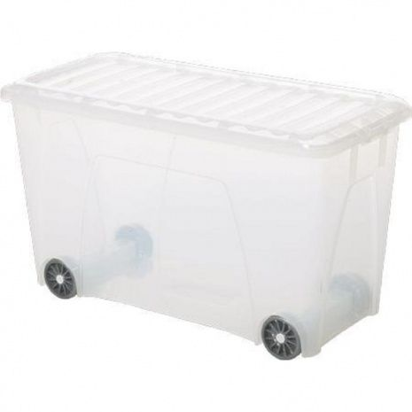 Plastic Storage Bins With Wheels Storage Box On Wheels Plastic Container Storage Storage Containers With Wheels