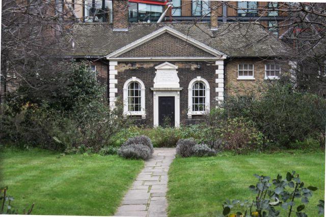 Hopton's Almshouses, Southwark