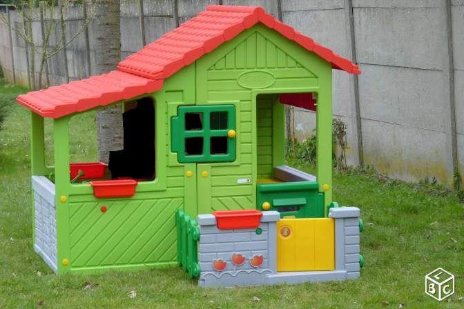 Maison floralie smoby home jardin et v randa pinterest jardin pour enfants maison et - Maison de jardin smoby my house ...
