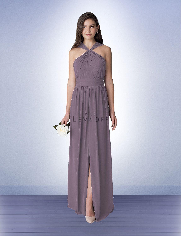 Bridesmaid Dress Style 1274 - Bridesmaid Dresses by Bill Levkoff ...